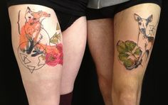 followthecolours madame chan 02 #tattoofriday   Madame CHäN