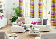 Kırlent ve yastıklar ile dekorasyon 14