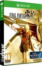 FINAL FANTASY TYPE-0 HD includes FINAL FANTASY XV Demo, XBOX ONE, SQUARE ENIX