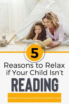 Are you panicking because child isn't reading yet? It's important to know that not every child learns at the same pace. #homeschool #reading #teachreading #homeschoolmom Kindergarten Homeschool Curriculum, Homeschool Books, Literacy, Reading Help, Tot School, Reading Resources, Learn To Read, Lessons Learned, Super Simple