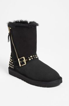 UGG® Australia 'Blaise Studs' Boot (Women) (Nordstrom Exclusive) available at #Nordstrom