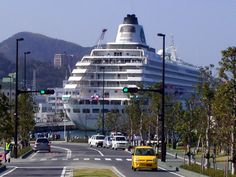 @nifty:デイリーポータルZ:豪華客船のデカさを思い知る