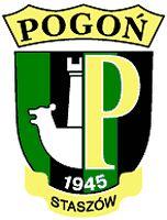 1945, Pogoń Staszów (Poland) #PogońStaszów #Poland (L22487) Soccer, Football, Logos, World, Poland, Coat Of Arms, Futbol, Futbol, American Football