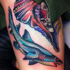 Wow Super that this tattoo!!