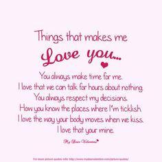 #Love #Quotes for #him, love quotes, love quotes for #husband, #love quotes for #boyfriend, love quotes for #bedroom