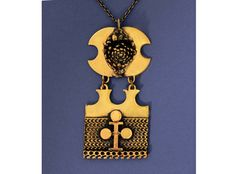 Vintage modernist  PENTTI SARPANEVA  large bronze by Finnishiceman, $125.00 Pendant Jewelry, Vintage Jewelry, Jewelry Design, Bronze, Etsy, Jewelries, Deco, Bling Bling, Prints