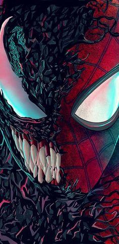 New Ideas spiderman wallpaper android wallpapers marvel comics Spiderman Kunst, Venom Spiderman, Marvel Venom, Marvel Heroes, Marvel Avengers, Spiderman Gratis, Marvel Comics, Man Wallpaper, Avengers Wallpaper