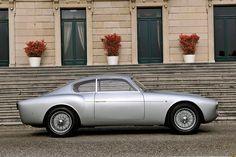 FAB WHEELS DIGEST (F.W.D.): Alfa Romeo 1900 Super Sprint Zagato Coupe (1954-58)