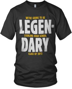 Class of 2015 T-shirt maybe for nitro high???