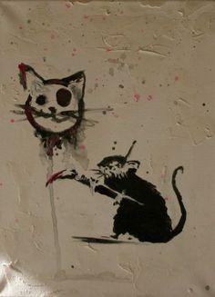 woman/'s available grey t shirt Banksy Street Art Caveman Eats Fast Food men/'s
