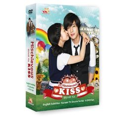 Mischievous Kiss (2010, MBC). Starring Kim Hyun-joong, Jung So-min, and Lee Tae-sung.