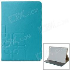 Flip Open PU Case w/ Stand / Auto-Sleep for 7.9'' Xiaomi MIUI Mi Pad - Blue Price: $9.38