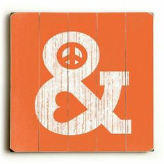 Create an eye-catching focal point in your master suite or entryway with this charming wood wall decor, showcasing a peace and love-themed ampersand motif. Hippie Love, Hippie Art, Hippie Peace, Peace Love Happiness, Peace And Love, Perfect Peace, Peace On Earth, World Peace, Give Peace A Chance