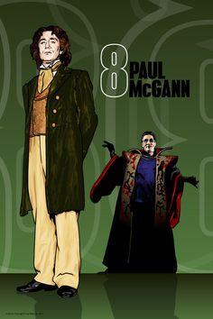 The Doctor Paul McGann