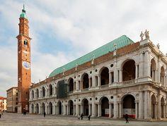 Basilica Palladiana and Museo Palladiano Vicenza