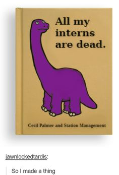 Seriously, what has happened to all of the interns on this show.