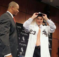 Robin Ventura - New White Sox Manager