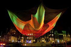 Het amsterdam light festival gaat weer beginnen!