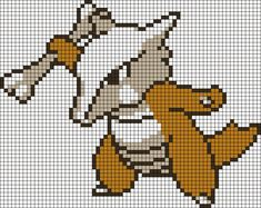 Alpha friendship bracelet pattern added by pokemon anime cartoon cute adorable. Fuse Bead Patterns, Perler Patterns, Beading Patterns, Cross Stitch Patterns, Kawaii Cross Stitch, Pokemon Cross Stitch, Pixel Art Grid, Crochet Pokemon, Pokemon Perler Beads