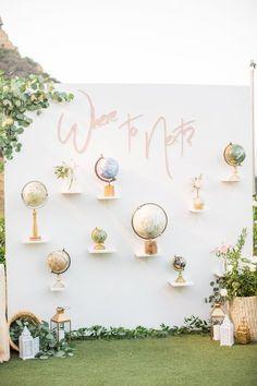 This Malibu Wedding Had a Really Creative Theme