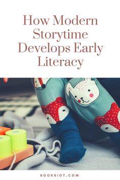 How modern storytime