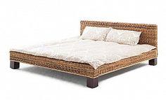 Sheva Rattan Kingsize Bed 1