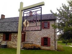 The Zook House via Amish America My ancestors once lived here many, many, many years ago....fascinating.....digging geneology