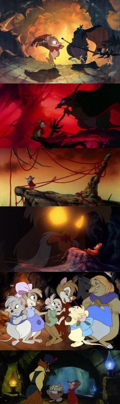 Obscure today but one of the greatest animated films of all-time. ('The Secret of NIMH' Directed by Don Bluth. July 2, 1982 | Distributed by United Artists) #NIMH #SecretOfNimh #DonBluth