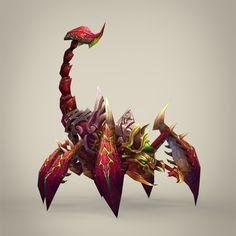 Fantasy_scorpion_king_06