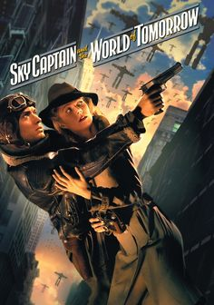 Sky Captain and the World of Tomorrow movie poster image