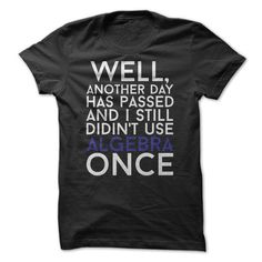 Does your husband know everything? Show people how lucky you are, with this awesome shirt!