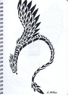 Tattoo Designs Quetzalcoatl Tattoo Ideas - Tattoos For Women Small Unique Fairy Tattoo Designs, Small Tattoo Designs, Tattoo Designs Men, Cover Up Tattoos, Body Art Tattoos, Sleeve Tattoos, Tatoos, Mayan Tattoos, Tribal Tattoos