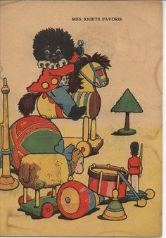 JOLIS CAMARADES LIVRE DE PEINTURE Vintage Greeting Cards, Vintage Ephemera, Vintage Postcards, Vintage Images, Panel Quilts, Little Doll, Art For Art Sake, Book Illustration, Paper Dolls