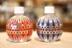 金沢の水 Food Packaging Design, Beverage Packaging, Bottle Packaging, Soap Packaging, Tea Design, Love Design, Glass Bottles, Perfume Bottles, Japanese Packaging