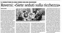"""Il conduttore Patrizio Roversi durante le riprese di Linea Verde negli Iblei: """"Siete seduti sulla ricchezza""""   Lovinitaly"""