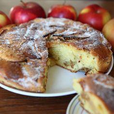 moelleux aux pommes au Cookeo