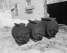 Bullerjan: Entwicklung des Free Flow Warmluftofens und Firmengeschichte