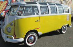 1967 Volkswagen Microbus 21 Window