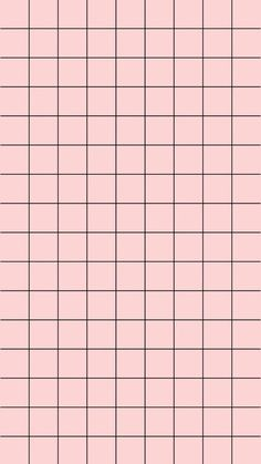 Pink and blue line grid wallpaper