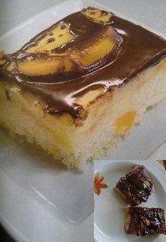 Výborný koláčik s marhuľami..