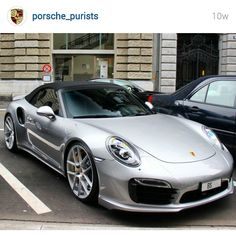 Sweetest Turbo S Cabriolet