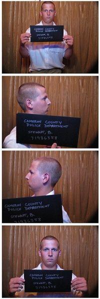 photo booth prop- jail pics