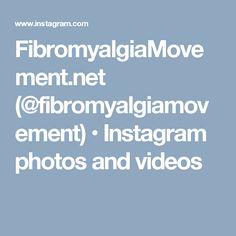 FibromyalgiaMovement.net (@fibromyalgiamovement) • Instagram photos and videos