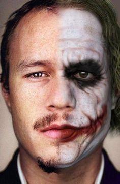 Heath Ledger (04/04/1979-22/01/2008) vs Joker