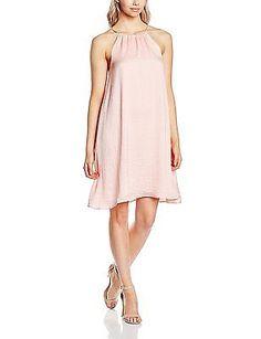 14, Pink - Rosa (English Rose 25049), Blend Women's 20200252 Dress NEW