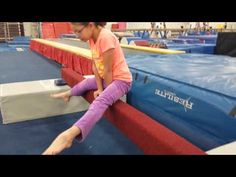 Core Strength Warm-up Gymnastics Warm Ups, Gymnastics Games, Gymnastics Lessons, Gymnastics Academy, Preschool Gymnastics, Gymnastics Floor, Gymnastics Tricks, Gymnastics Coaching, Gymnastics Training
