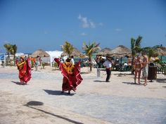 Tequila Beach Costa Maya
