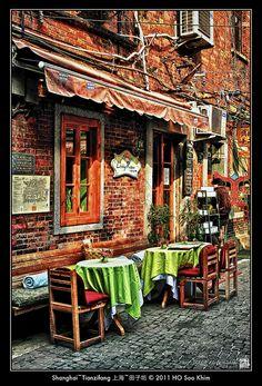 Shanghai 上海 - tianzifang 田子坊 by SKHO , via Flickr