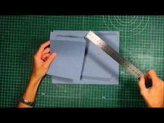 TUTORIAL ÁLBUM SCRAPBOOK PASO A PASO PARTE 2: desplegables y decoración - YouTube Album Scrapbook, Youtube, Leaves, Step By Step