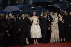 Nicole Kidman, the Queen of Cannes | Getty Images